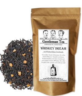 Gentleman Tea Whiskey Dream