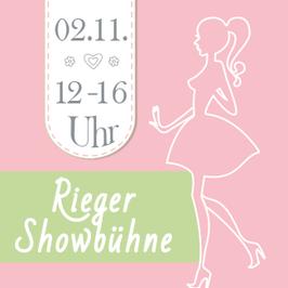 13. SatC Ladysflohmarkt in Gera | Möbelhaus Rieger - Showbühne | 12 - 16 Uhr | 02.11.2019|