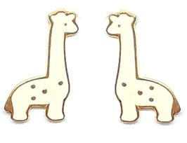 ***JODEE - Giraffen Ohrstecker