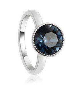 FEDORA - Fingerring mit Kristall