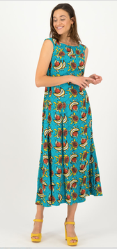 Papaya Kleid - Blutsgeschwister