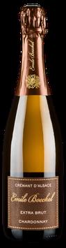 2016 Domaine Emile Boeckel, Crémant Chardonnay, Extra Brut