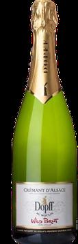 2016 Dopff au Moulin, Crémant, Wild brut, non dosé