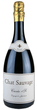 2013 Chat Sauvage, Cuvee S, brut nature