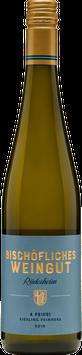 2019 Bischöfliches Weingut Rüdesheim A Priori, Riesling, feinherb