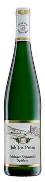 2016 JJ Prüm, Zeltinger Sonnenuhr, Spätlese