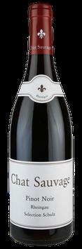 2016 Chat Sauvage, Pinot Noir, Rheingau Selection Schulz