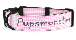 Halsband Pupsmonster