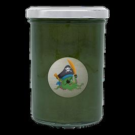 Badespaß: Käpt'n Krake [grün]