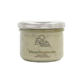 Body Scrub: Minze Bergamotte [SALE!]