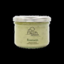 Body Scrub: Rosmarin (Sale)