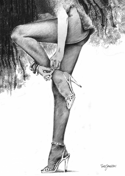 Highheel-Legs