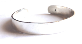 DECLARATION BANGLE - PERSONALIZABLE