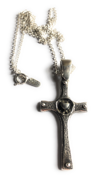 SACRED CROSS NECKLACE
