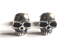 PIRATE SKULL EARRINGS