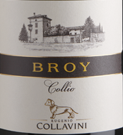 2009 Broy Bianco DOC, Collavini