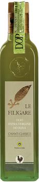 Olio di oliva extra vergine 0,5 l Flasche, Filigare
