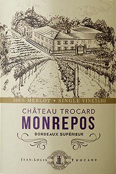 2015 Château Trocard Monrepos