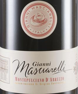 2018 Montepulciano d´Abruzzen DOC, Masciarelli