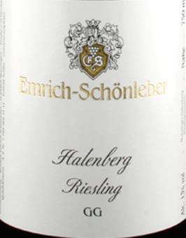 2010 Halenberg Riesling QbA trocken Großes Gewächs Magnum, Emrich-Schönleber