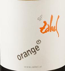 2015 Orange T. , Zahel