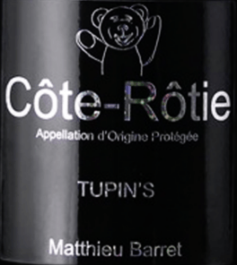 2018 Côte Rotie Tupin´s, Coulet