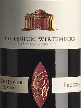 2019 Trollinger Alte Reben QbA trocken, Collegium