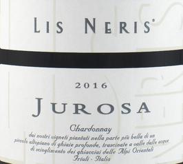 2011 Chardonnay Jurasa DOC, Lis Neris