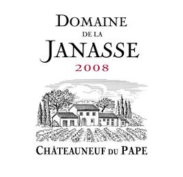 2015 Châteauneuf-du-Pape blanc, Janasse