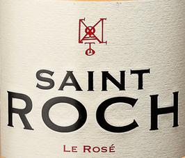 2020 Le Rosé de Saint-Roch, Château Saint Roch