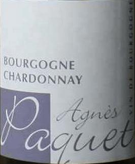 2019 Bourgogne Chardonnay AC, Paquet