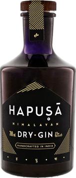 Hapusa Himalayan dry Gin, 0,7 l Flasche