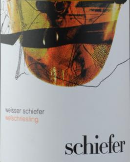 2018 Welschriesling Weißer Schiefer, Schiefer