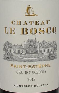 2017 Château Le Boscq