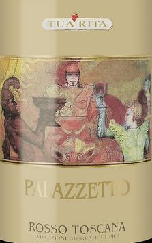 2014 Rosso Palazetto IGT, Tua Rita