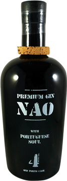 Nao Gin with Portugese soul, 0,7 l Flasche