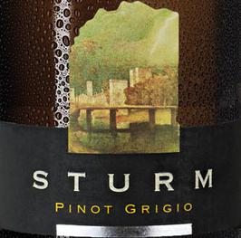 2010 Pinot Grigio Collio DOC, Sturm