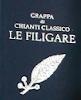 Grappa di Chianti Classico 0,5 l Flasche, Filigare
