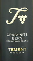2015 Sauvignon blanc Grassnitzberg Erste STK Lage, Tement