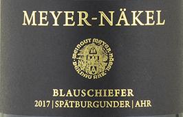 2018 Blauschiefer QbA trocken, Meyer-Näkel