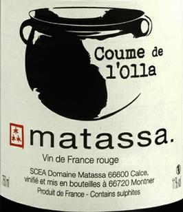 2019 Olla rouge, Matassa