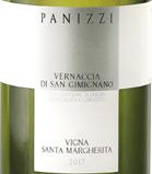 2017 Vernaccia di San Gimignano Santa Margherita, Panizzi