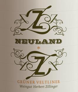 2020 Grüner Veltliner Neuland, Zillinger