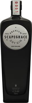 Scapegrace Premium dry Gin, 0,7 l Flasche