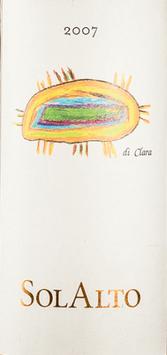 2005 Sol Alto IGT süß 0,375 l Flasche, Pupille