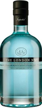 The London No. 1 blue Gin, 0,7 l Flasche