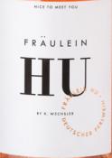 Fräulein Hu Rosé Perlwein, Wechsler