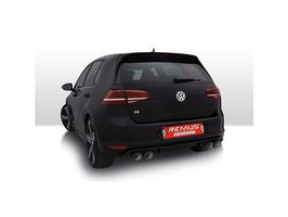 Remus Sportabgasanlage ab Kat + Remus Endrohre / MMR Endrohre VW Golf 7R