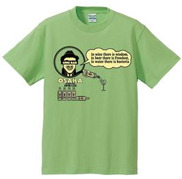 ウムバー@大阪 開催記念Tシャツ