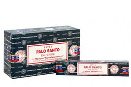 Encens stick boite Satya PALO SANTO - 15 grs